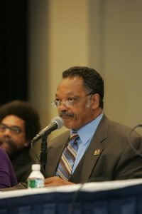 Jesse Jackson And Cornell West